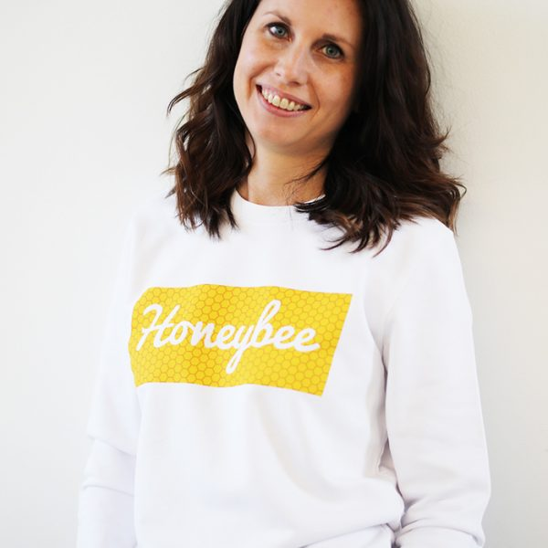 Honeybee sweater - CHEEKY&DUTCH