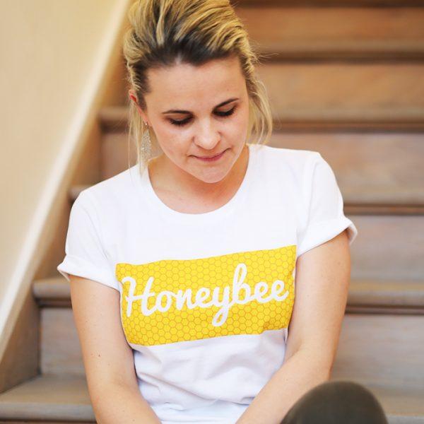 Honeybee t-shirt - CHEEKY&DUTCH