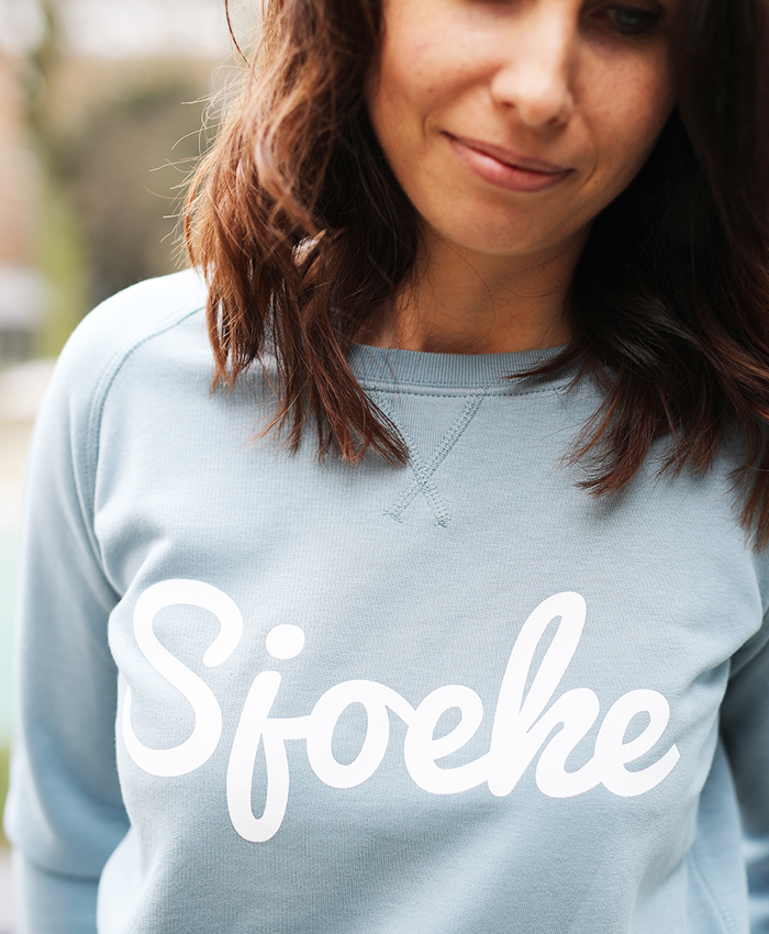 Original Sjoeke sweater citadel - CHEEKY&DUTCH