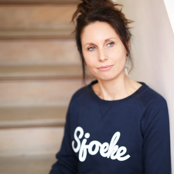 Original Sjoeke sweater Navy - CHEEKY&DUTCH