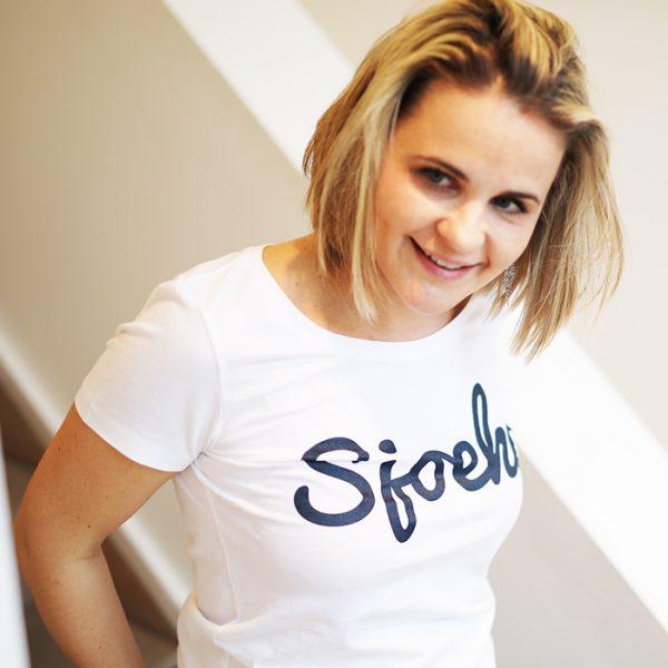 Original Sjoeke t-shirt - CHEEKY&DUTCH