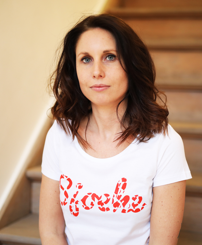 Original Sjoeke in Love t-shirt - CHEEKY&DUTCH