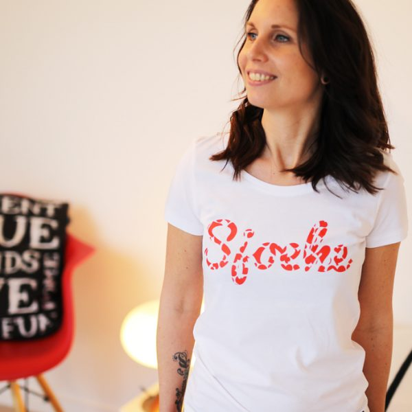 Original Sjoeke in Love t-shirt - CHEEKY&DUTCH