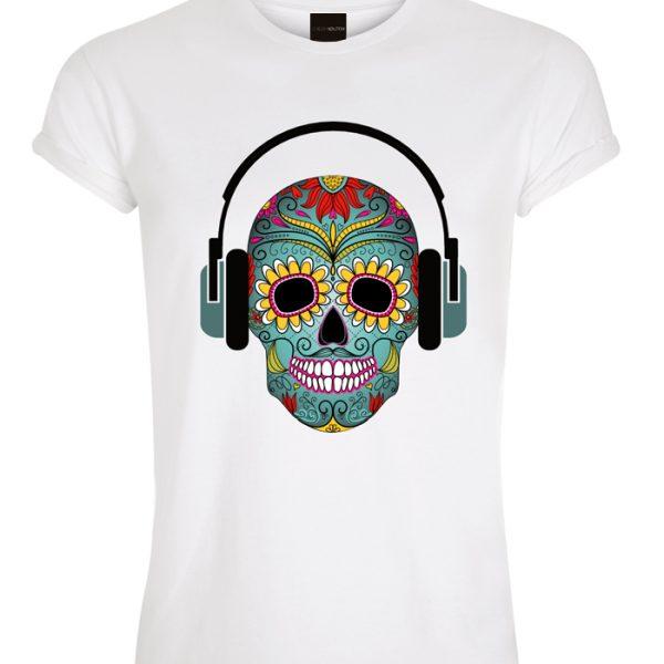 Festival Edition T-Shirt | Colourful DJ - CHEEKY&DUTCH - OFFICIAL FESTIVAL WEAR