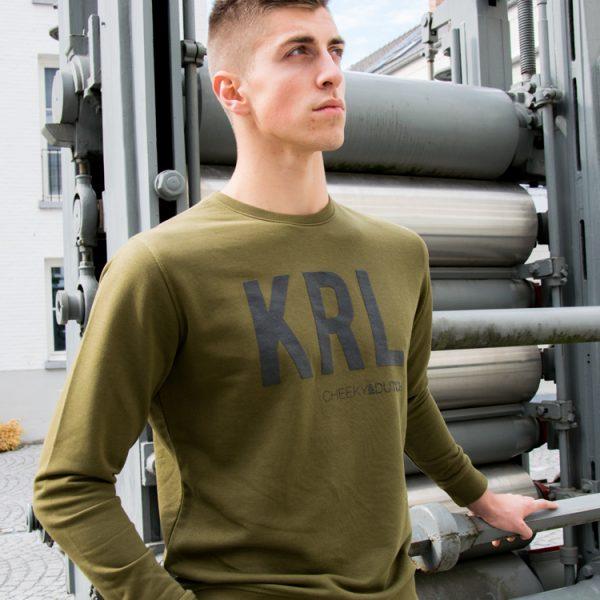 KRL sweater voor echte kerels - CHEEKY&DUTCH