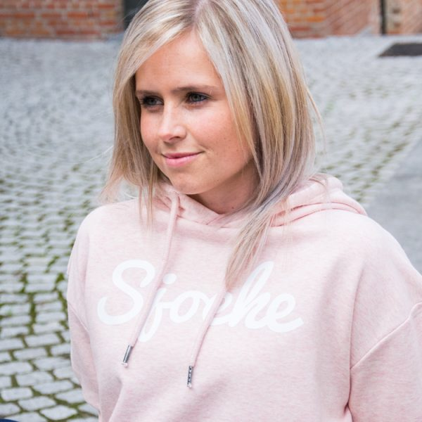 Sjoeke Hoodie Pink - CHEEKY&DUTCH