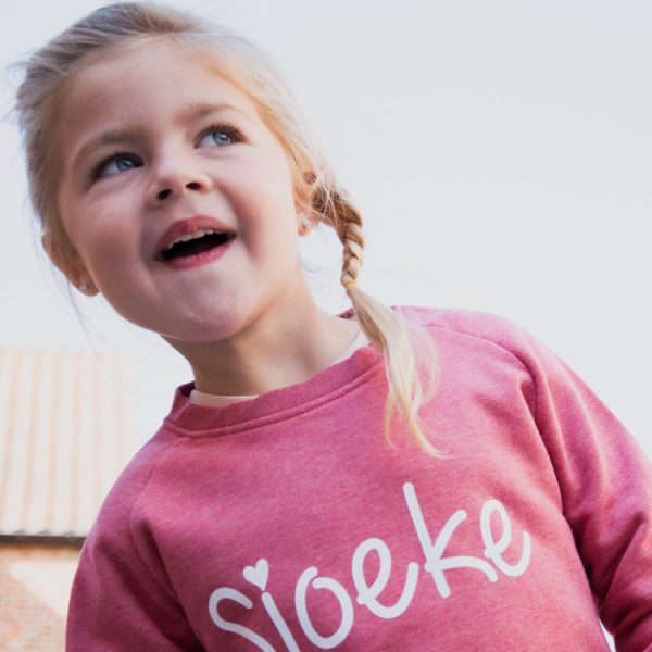 Sjoeke Kids Sweater - CHEEKY&DUTCH
